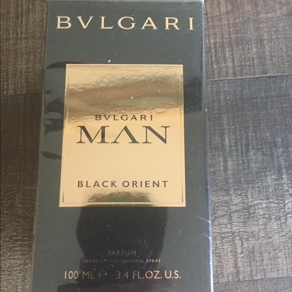 ec58b533cba Bulgari Other - Bvlgari Man Black Orient PARFUM